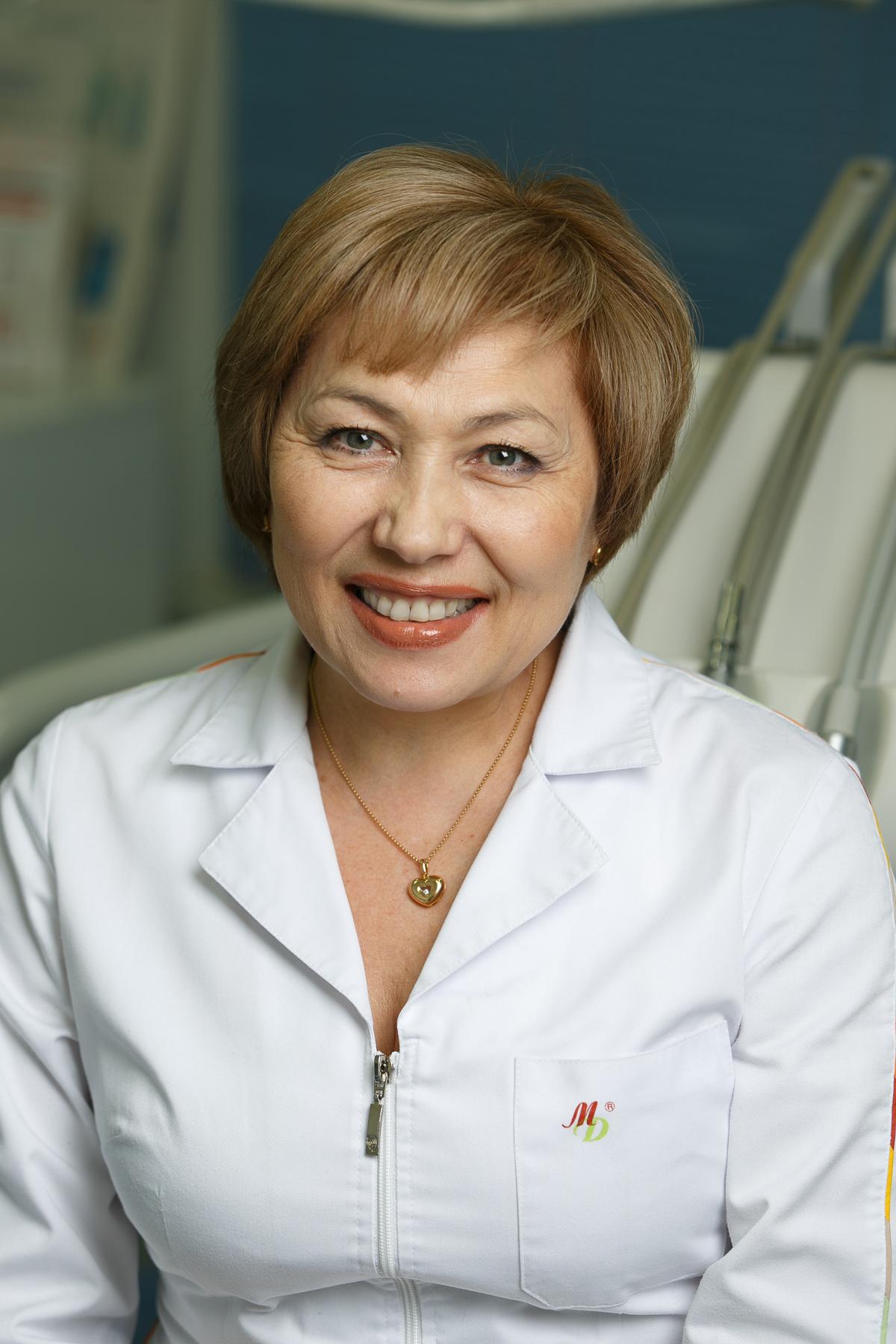 Тесленко Людмила Васильевна